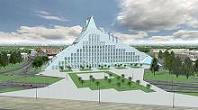 La future Bibliothèque nationale de Lettonie: Château de lumière pour une société de la connaissance