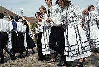 Les Saxons de Transylvanie : migrations et positions sociales