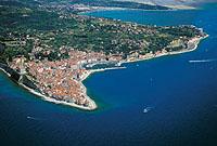 La baie de Piran, enjeu de la politique slovène