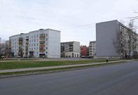 L'héritage soviétique du logement en Lettonie : reportage photos