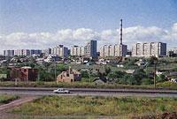 L'expérience soviétique des villes nouvelles : évolution d'un paysage urbain