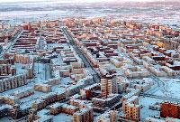 L'emprise démographique des «villes nouvelles» de Russie