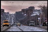 Définir les villes nouvelles de Russie