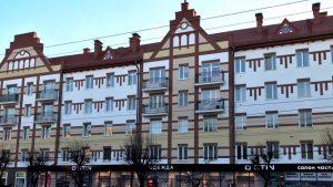 La Perspective de Moscou à Kaliningrad