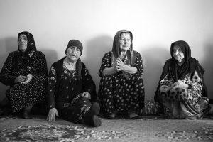 Cérémonie soufie dans la vallée de Pankissi