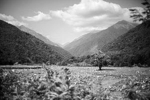 La vallée de Pankissi - Géorgie