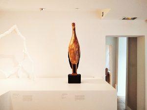 L'oiseau d'or (Ossip Zadkine)