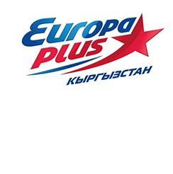 Logo Evropa Plus Kirghizstan