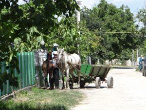 Village de Corlăteni, près de Bălți