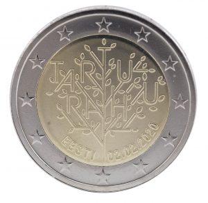 Pièce commémorative de 2 euros