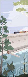 La grande ligne Baïkal-Amour : des ponts reliés par des rails