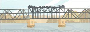 Entre Bulgarie et Roumanie, deux ponts majestueux mais insuffisants