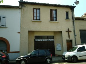 Eglise évangélique de Moissac
