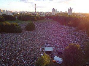 Bélarus : après la mobilisation, qu'attendre du lendemain électoral ?