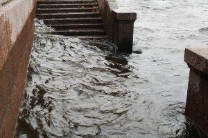 Néva inondation