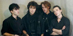 Le groupe Kino (1988)