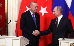 Et si R. T. Erdoğan parvenait à rapprocher France et Russie?