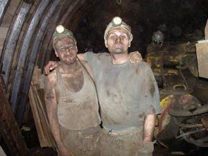 Les gueules noires de Roumanie