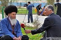 Les médias au Turkménistan. Reportage