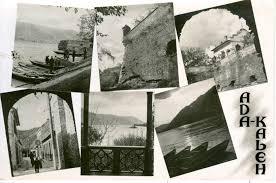 """Die Erfahrung des Orients : Tourismus auf der gefluteten Donauinsel """"Ada-Kaleh"""" (1919-1968, Teil II)"""