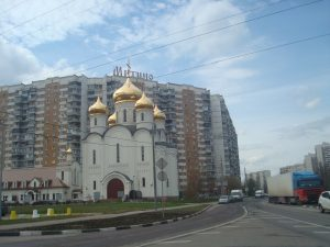 Le nouveau visage orthodoxe de la périphérie de Moscou