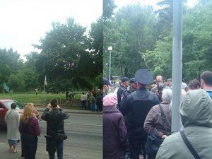 Moscou : Le conflit du parc de Torfianka