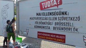 Hongrie: un référendum ou une démonstration de force du pouvoir?