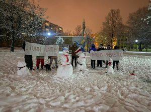Bélarus : apprendre à se mobiliser pacifiquement