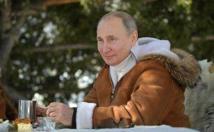 Vladimir Poutine, 21 mars 2021 (source : kremlin.ru)