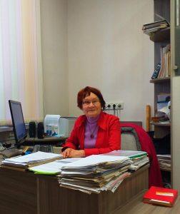 Roza Gontcharova