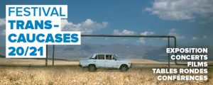 Affiche festival Transcaucases